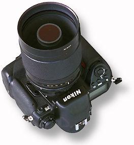 Nikkor 500mm F8 Reflex Nikkor