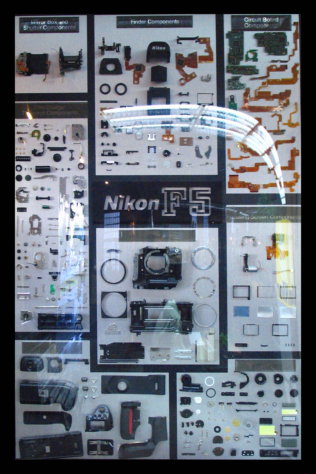 Reliability Issues With Nikon F5 Index Page