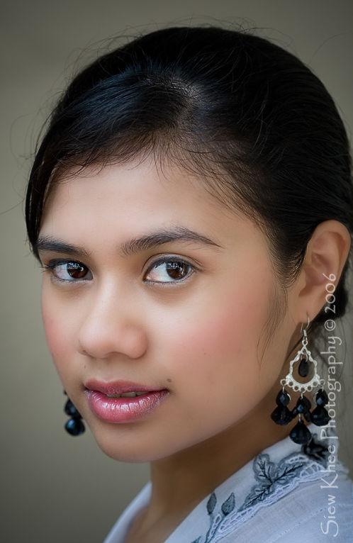 beautiful Malaysian Girls - portrait_malay_girl