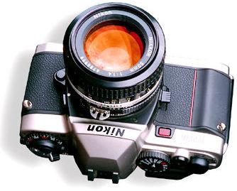 Nikon FE10 - Preface