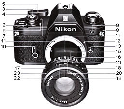 nikon em rh mir com my Ken Rockwell Nikon FG Old Nikon Cameras